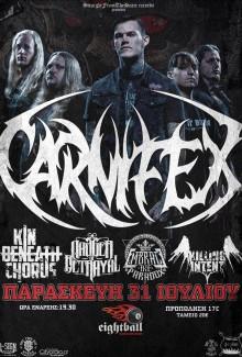 Carnifex (live)