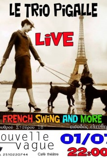 Le Trio Pigalle (live)