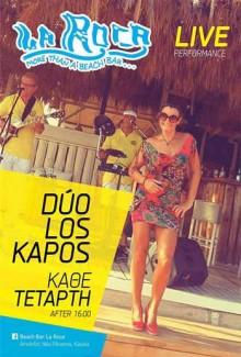 Duo Los Kapos (live)