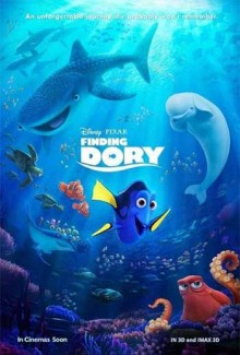 Finding Dory (Μεταγλωτ.)
