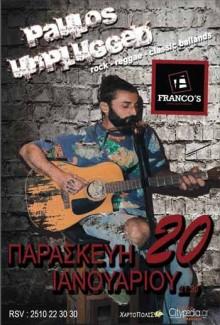 Paulos Unplugged (live)