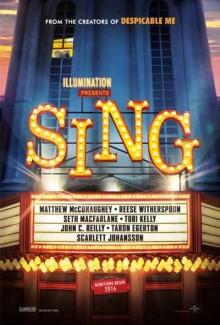Sing (Μεταγλωττισμένο)