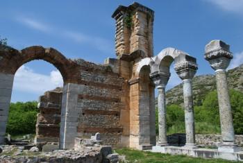 Αρχαιολογικός Χώρος Φιλίππων