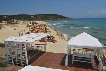 Blue The Beach Bar