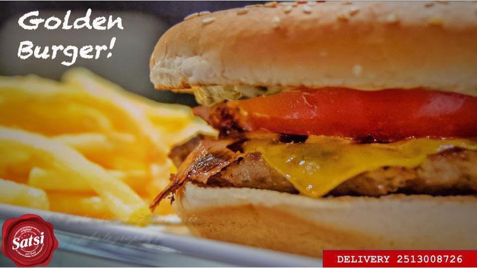 Citypedia.gr - Stasi - Delivery - Kavala - golen - burger