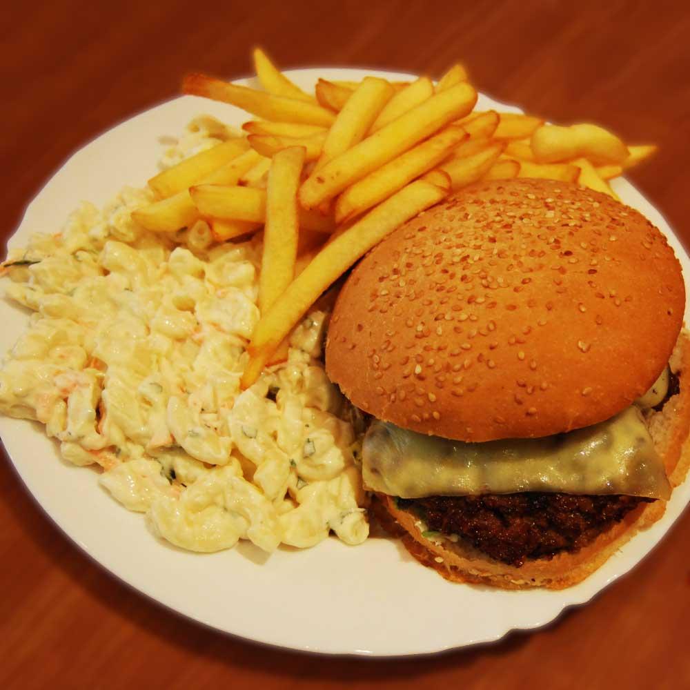 Tako-Cheese-Burger