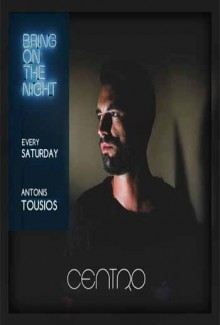 Bring On The Night: Antonis Tousios
