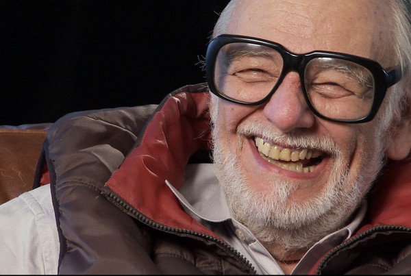 """George Romero as seen in the documentary """"Birth of the Living Dead."""""""