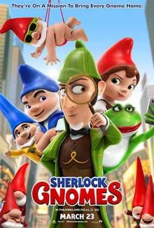 Sherlock Gnomes (Μεταγλωττισμένο)