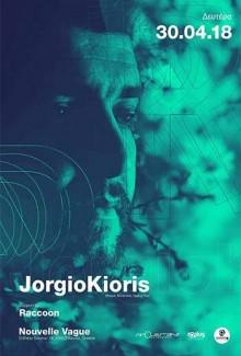Jorgio Kioris (Dj Set)