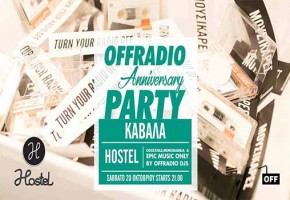 Offradio Anniversary Party